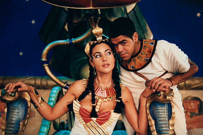 Клеопатра - царица-фараон Египта.