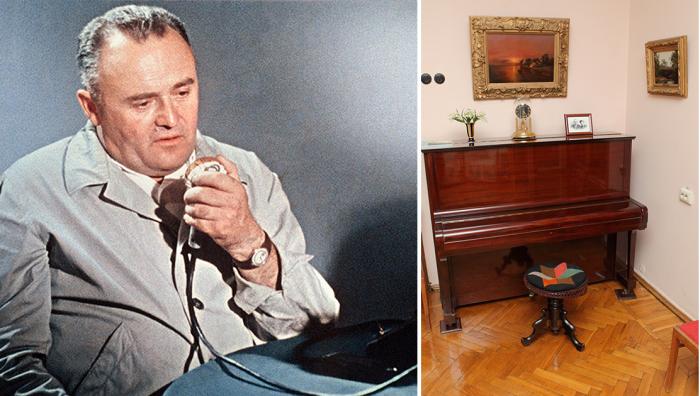Какую музыку слушал главный советский конструктор Сергей Королев.