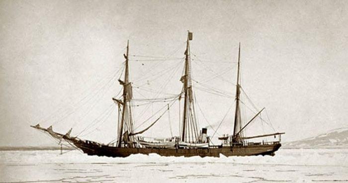 Корабль Бенджамина Ли Смита «Эйра»