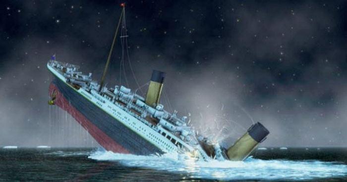 Тот самый «Титаник»