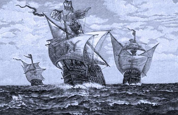 Тайна Колумба