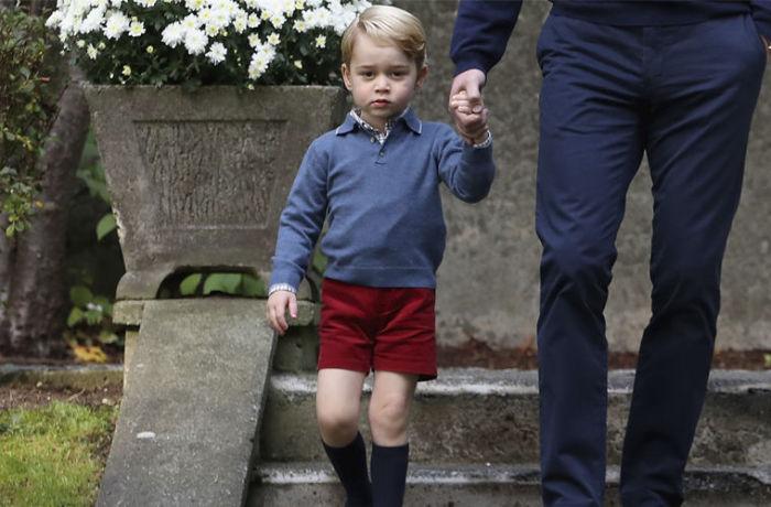 Принц Джордж.