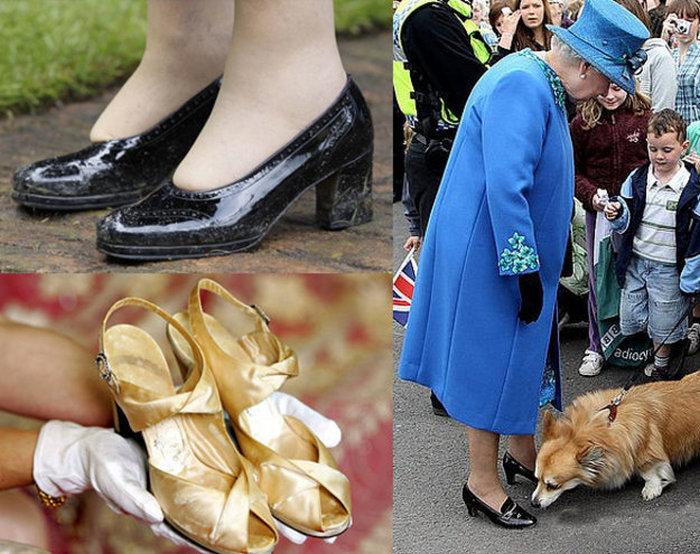 Королевская обувь должна быть удобной сразу.
