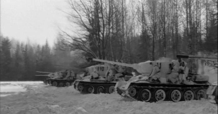 Кадр из фильма «Корпус генерала Шубникова».