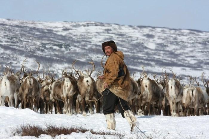 Коряки - коренное население Камчатки.