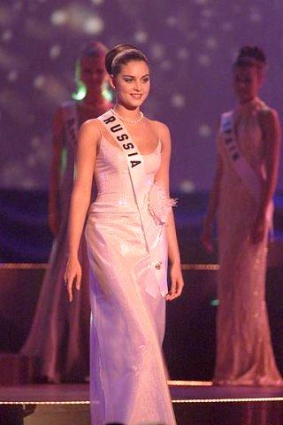 Александра Петрова? Мисс России 1996