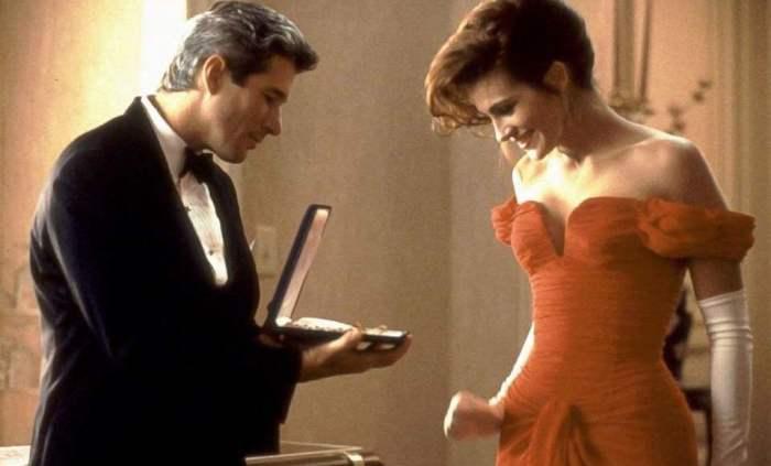 «Прикоснись к моей душе»: Нежная песня Дюваля под кадры фильма «Красотка»
