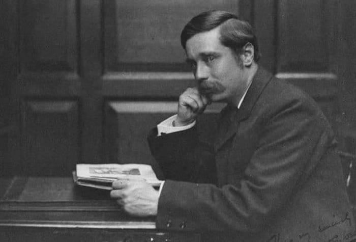 Herbert Wells.
