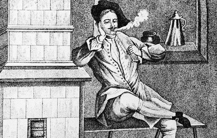 Кто научил русских курить, и как Чехов и Толстой боролись с курением.