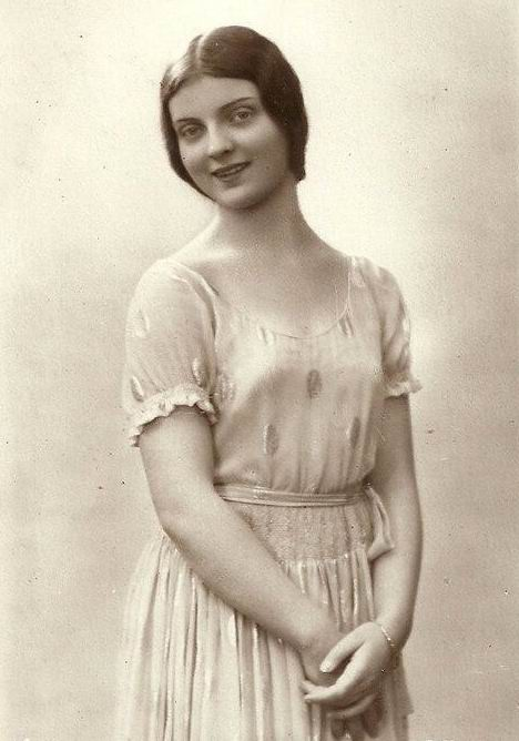 Марина Шаляпина-Фредди.
