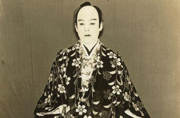 Было время, когда гейши были мужчинами.