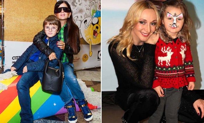 Знаменитости российского шоу-бизнеса и их очаровательные дети (20 фото)
