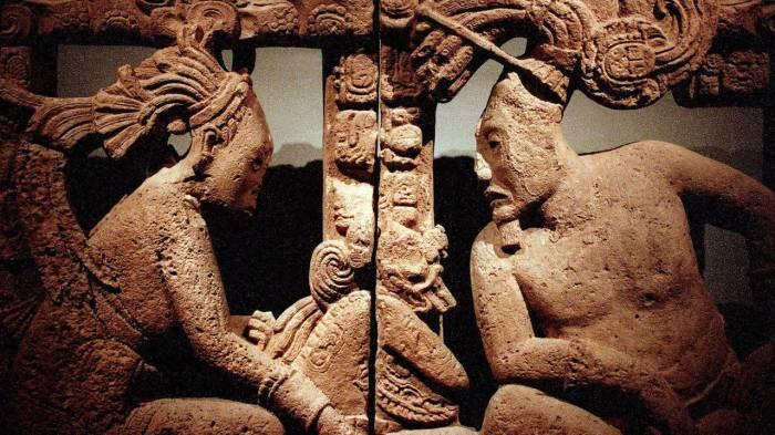 Недавно открывшиеся тайны о древней цивилизации майя.