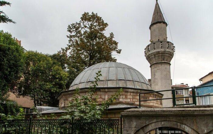 Мечеть, построенная писарем Синаном.