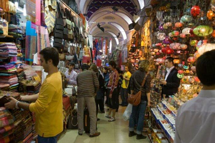 Район Лялели в Стамбуле.