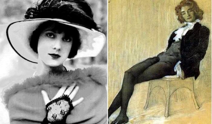 6 самых стильных дам Серебряного века, которые сводили с ума мужчин.