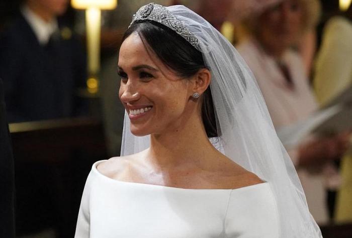 Меган Маркл - невеста принца Гарри.