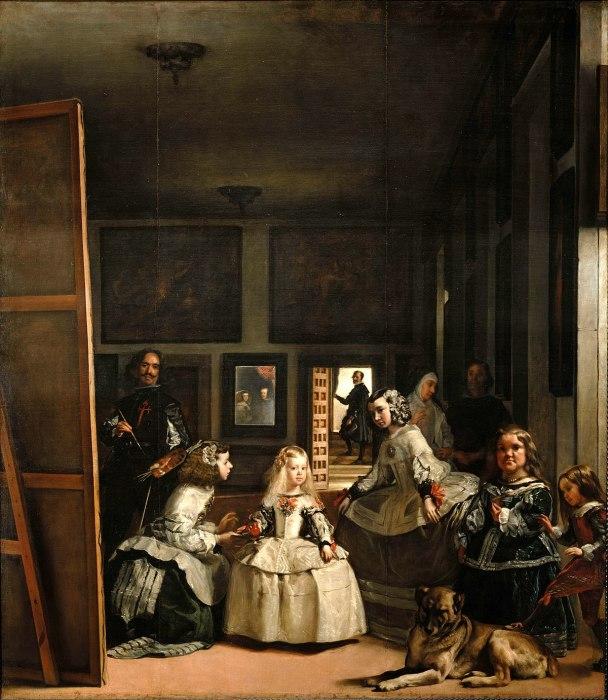 «Менины». 1656, Диего Веласкес.