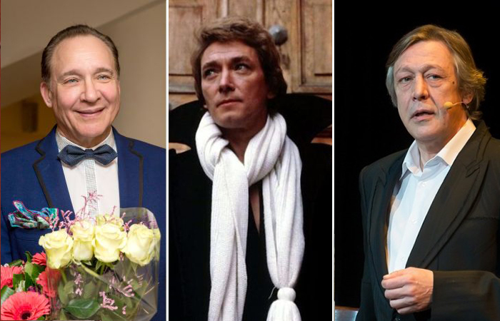 10 отечественных знаменитостей, которые вступали в брак много раз