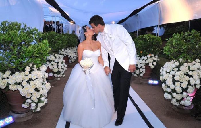 Платье для идеальной свадьбы.