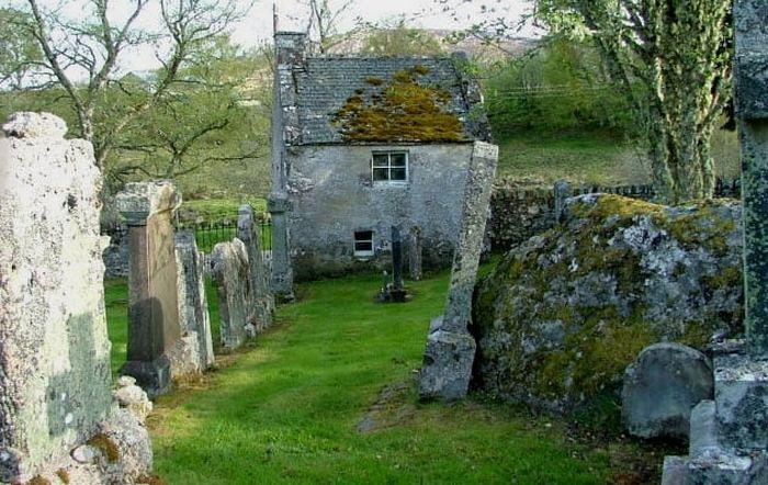 Кладбище как доходное место.