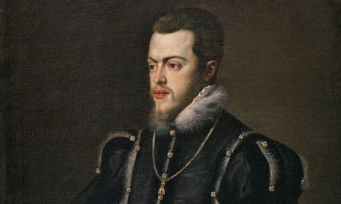 Филипп II Испанский.