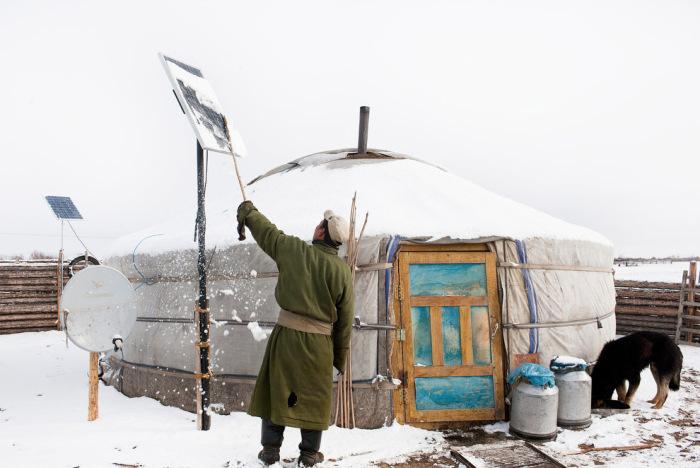 Как живут современные монголы.