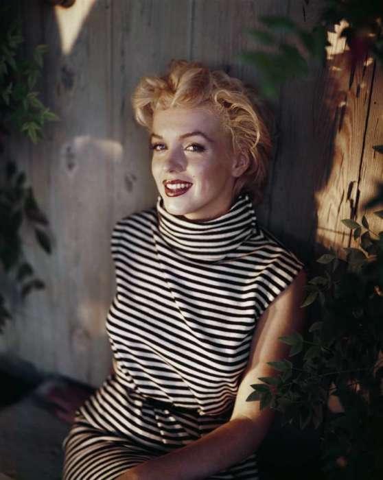 Мэрилин Монро около 1954 года.