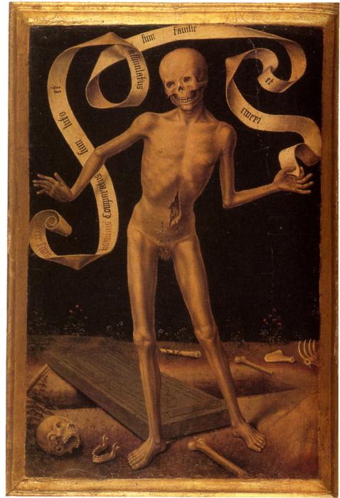 Триптих земного тщеславия и божественного спасения (1485) Ганс Мемлинг