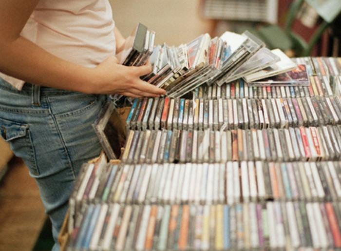 10 тысяч дисков в коллекции Мураками.
