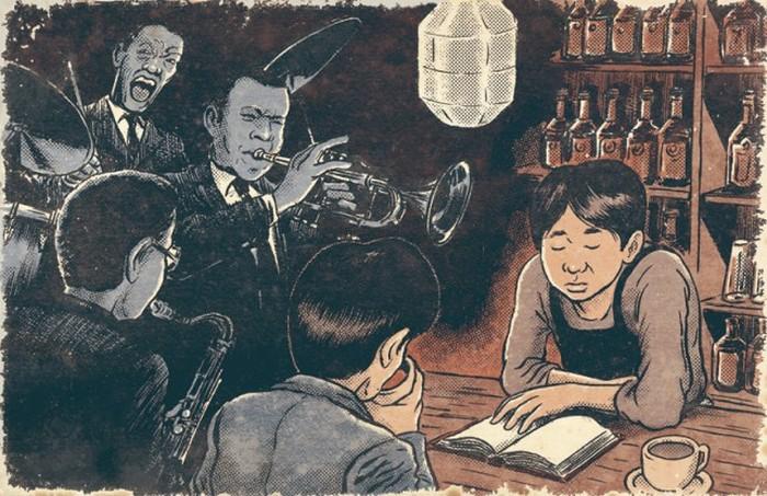 12 малоизвестных фактов о Харуки Мураками – самом читаемом японском писателе.