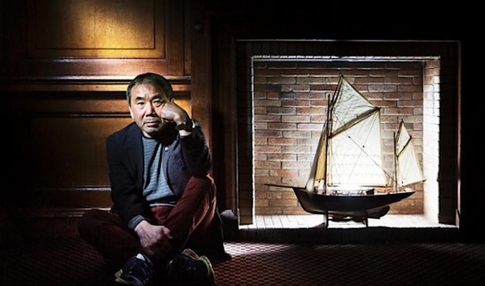 Харуки Мараками - поклонник американской культуры.
