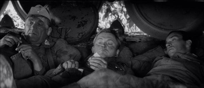 Кадр из фильма «На войне как на войне».