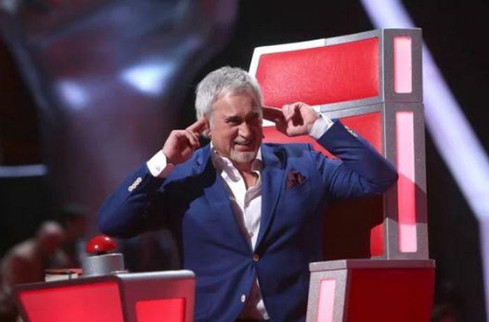 Валерий Меладзе - один из наставников шоу «Голос.Дети».