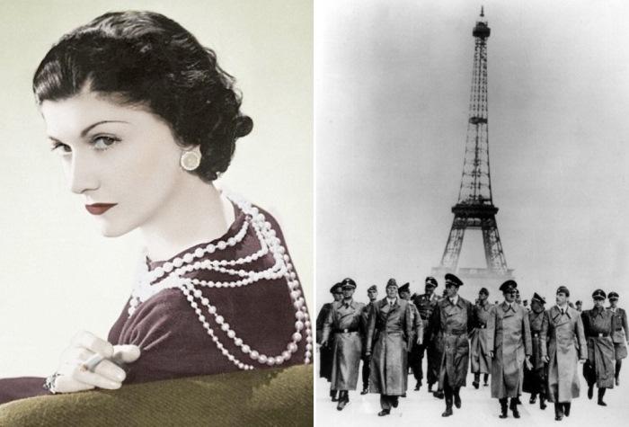 Коко Шанель и нацисты.