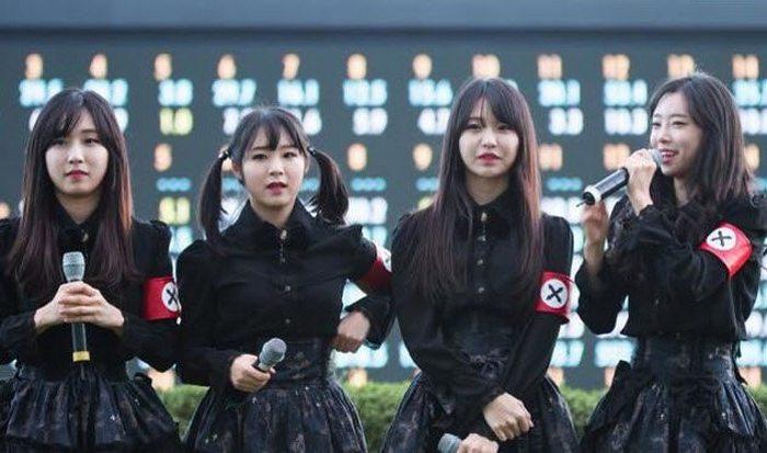 Представители азиатской поп-культуры.