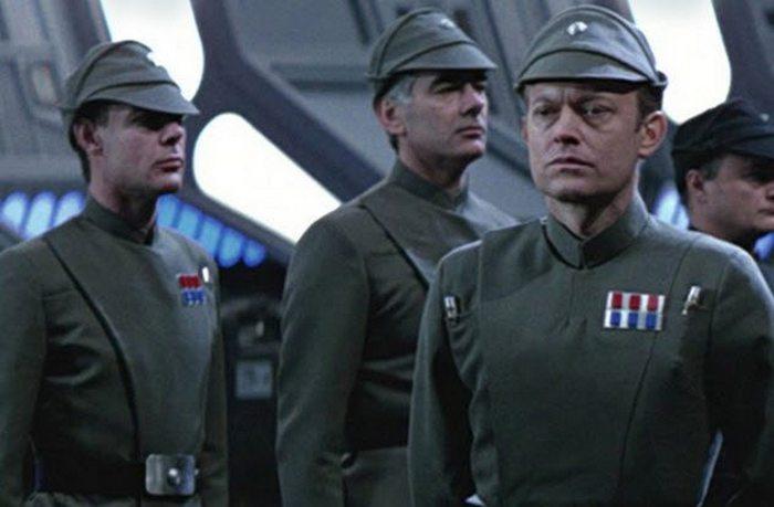 Униформа, ставшая воплощением зла.
