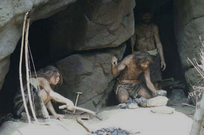 Целители-неандертальцы