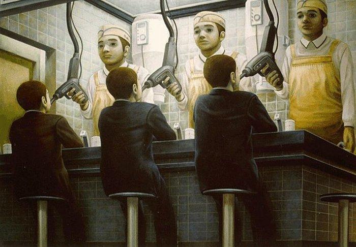 Тецуя Исида - один из самых спорных художников.