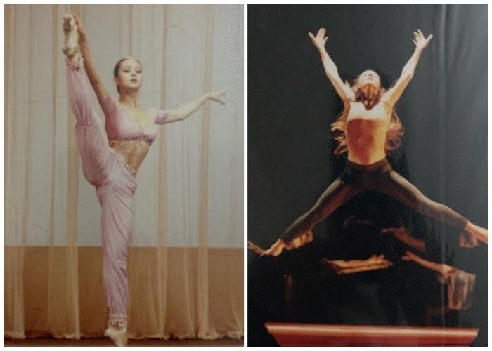 Нелли Карим в Каирском театре оперы и балета.