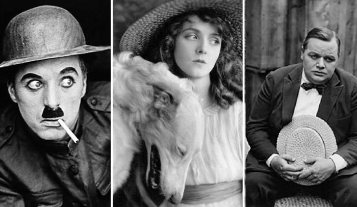 10 звезд эпохи немого кино, скандалы с которыми потрясли Голливуд.