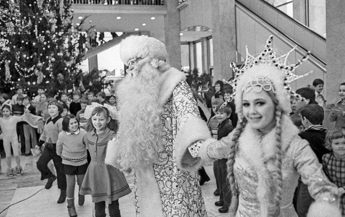 Как праздновали Новый Год в СССР, и чем он отличается от современного.