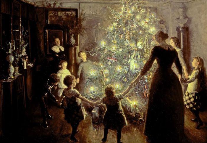 Как праздничная ёлка добралась до России и стала главным символом Нового года.