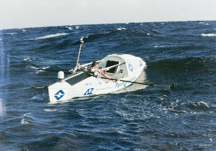 Истории путешественников, которым удалось покорить морскую стихию.