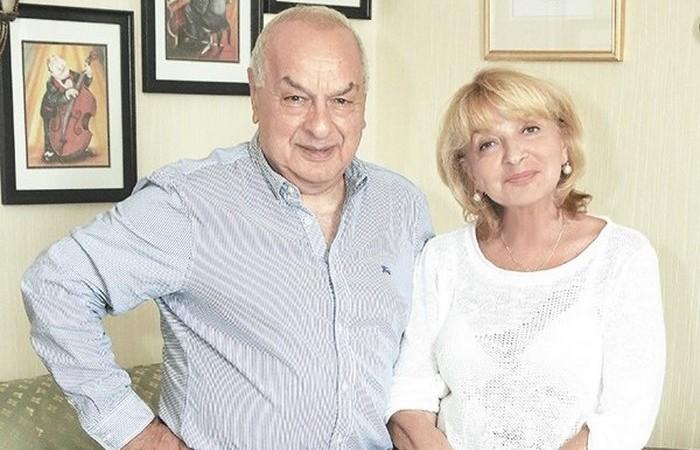Левон и Софья Оганезовы.