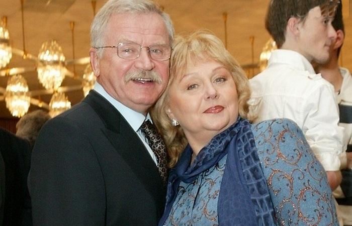 Сергей Никоненко и Екатерина Воронина.