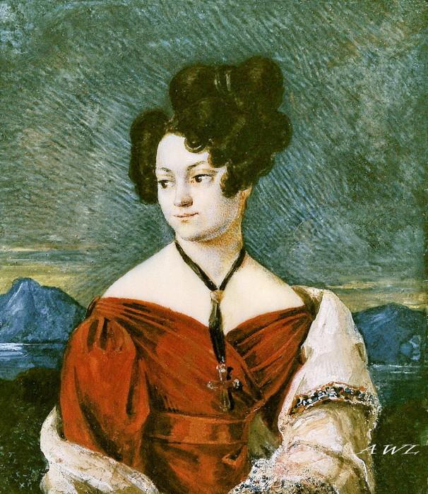 Екатерина Орлова (Раевская)