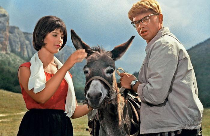 Как снимали животных в советских фильмах