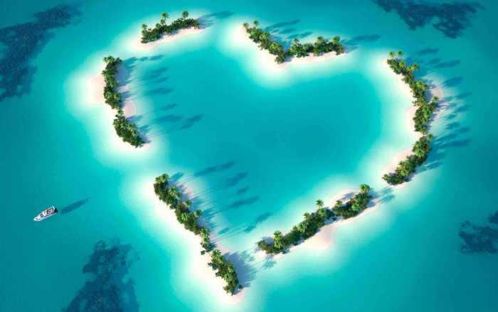 Остров духовных ценностей: Мудрая притча о любви.