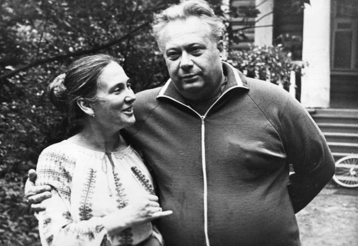 Николай и Маргарита Озеровы.